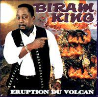 BIRAN   KING - ERUPTION  DU  VOLCAN