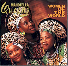 MAHOTELLA  QUEENS - Women of the Word