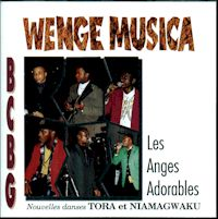 WENGE  MUSICA  - LES ANGES ADORABLES